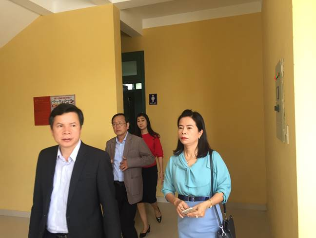 Review of the prevention of 2019 nCoV by director of Thua Thien Hue department of education and training